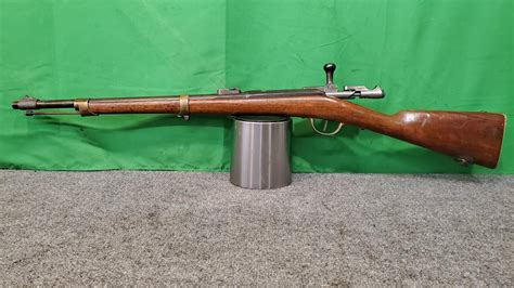 French Rival Hunting Rifle