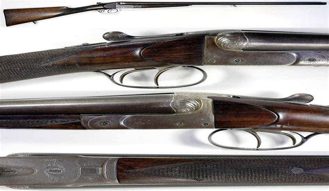 French Shotguns Manufacturers