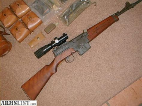 French Sniper Rifles For Sale