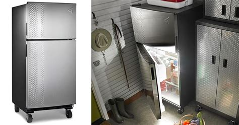 Fridge In Cold Garage Make Your Own Beautiful  HD Wallpapers, Images Over 1000+ [ralydesign.ml]