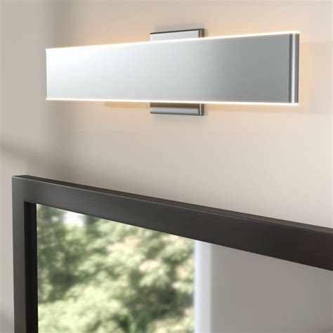 Friend 1-Light LED Bath Bar