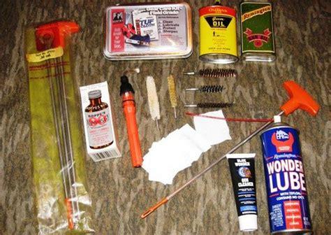 Frogspad Gun Cleaning
