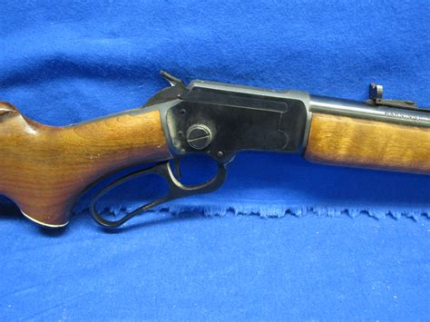 From The Vault Marlin 39a 22 Lever Action Rifle