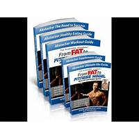 Best from fat to fitness model, drop fat and build a 6 pack online