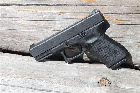 Front Serrations Glock 19 And Glock 17 And 19 9mm Magazine Compatible