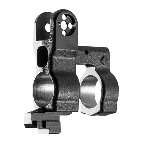 Front Sight Bases Sight Parts At Brownells And The Best Ar15 Brass Catchers Gun Mann
