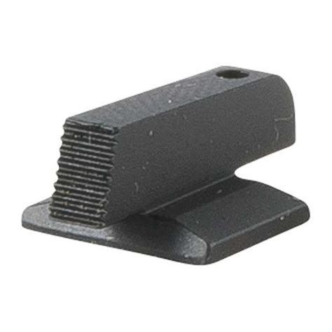 Front Sights 180 1911 Novak Dovetail Govt Black Height