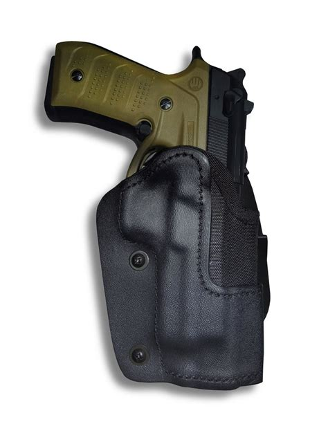 Frontline Open Top Kydex New Generation Paddle Holster For