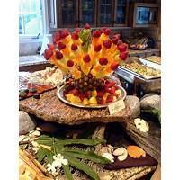 Fruit displays & recipes for weddings & luau theme parties coupon