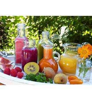 Fruit Juice Detoxification