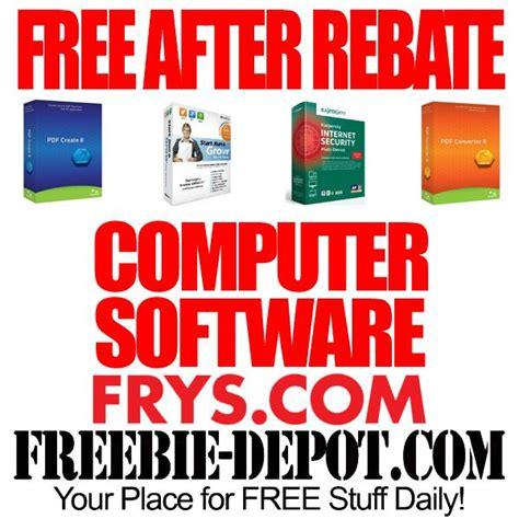 Frys Rebate