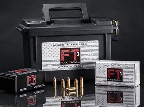 Ft3 Tactical Ammo Prices
