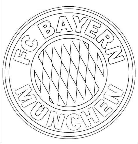 Fußball Ausmalbilder Bayern