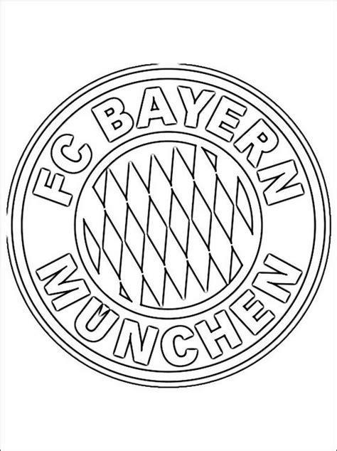 Fußball Ausmalbilder Bundesliga