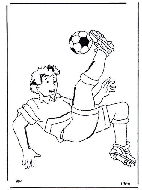 Fußball Bilder Malvorlagen