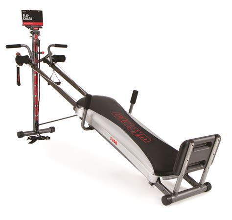 full body exercise machine