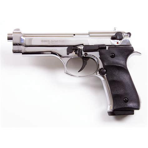 Full Auto 9mm Handgun