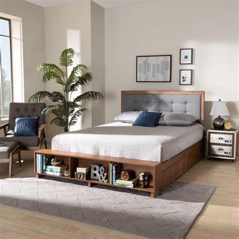 full bed platform with storage.aspx Image