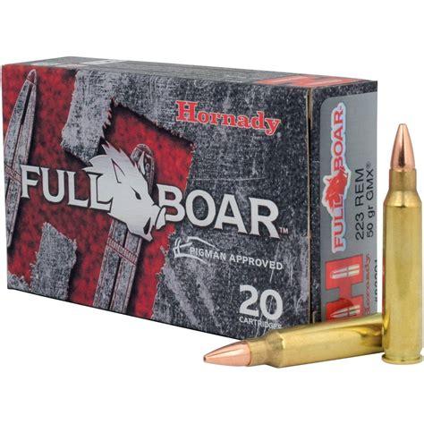 Full Boar Ammo 223