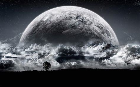 Full Moon Desktop Wallpaper Glitter Wallpaper Creepypasta Choose from Our Pictures  Collections Wallpapers [x-site.ml]