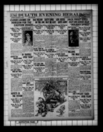 Full Text Of Duluth Evening Herald Internet Archive