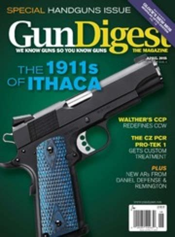 Full Text Of Gun Digest April 2015 USA - Archive Org