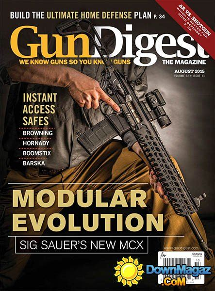 Full Text Of Gun Digest August 2015 USA - Archive Org