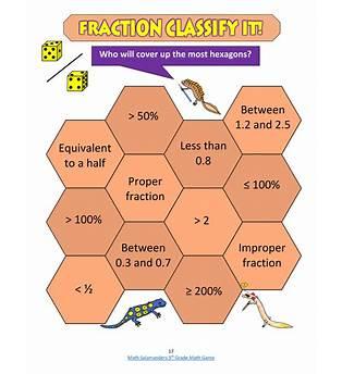 Fun Math Games For Grade 5