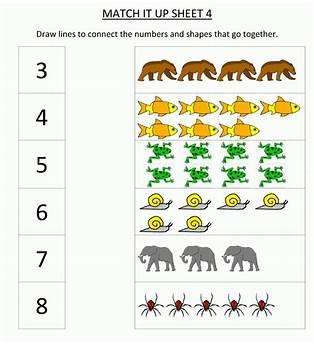 Fun Preschool Worksheets