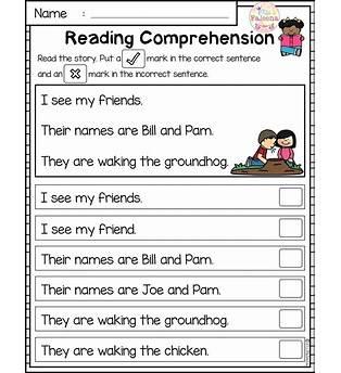 Fun Reading Activities For 3rd Grade