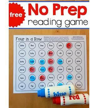 Fun Reading Activities For Preschoolers