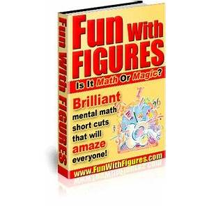 Fun with figures official website brilliant mental math short cuts that will amaze everyone! cheap