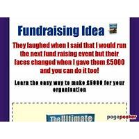 Coupon code for fund raising idea simple plan to make money for charity!