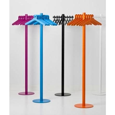 funky standing coat racks