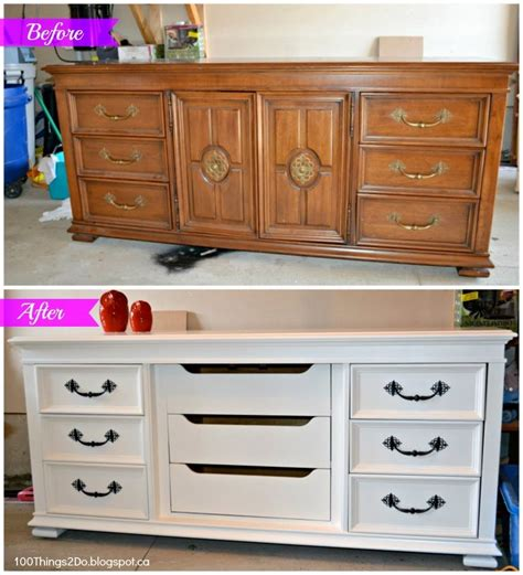 Furniture diy before and after Image