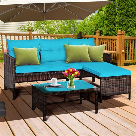 Furniture for outdoors Image