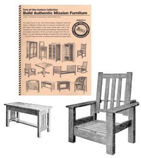 Furniture plans mission Image