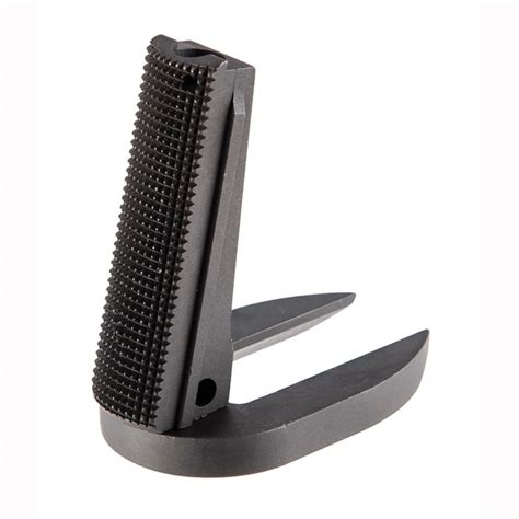 Fusion Firearms 1911 Checkered Steel Government Model Mainspring Housings 1911 Govt Ss Checkered Steel Mainspring Housing