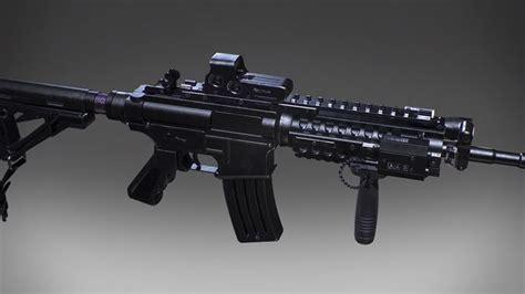 Future M4 Carbine