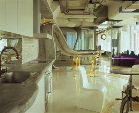 Futuristic Interior Design Ideas
