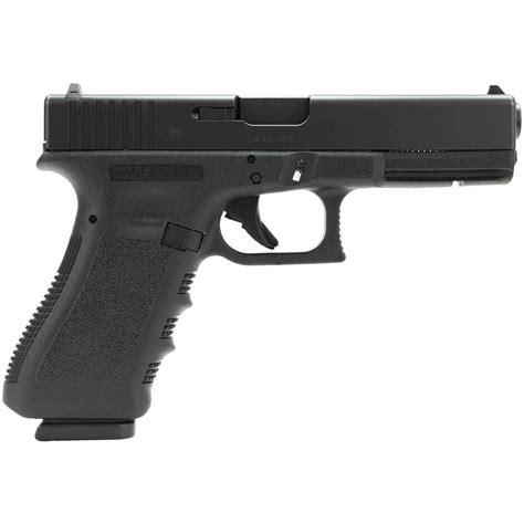 G17 G4 4 49in 9mm Gas Nitride 10 1rd Glock