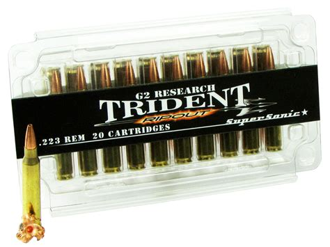 G2 Research 223 Ammo