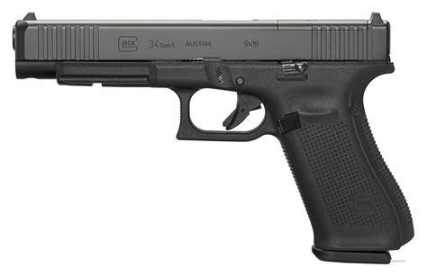 G34 Gen5 MOS FS - 9 Mm Luger GLOCK
