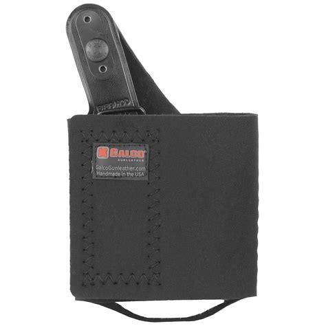 GALCO Ankle Glove Glock 19 RH Black Holster AG226B