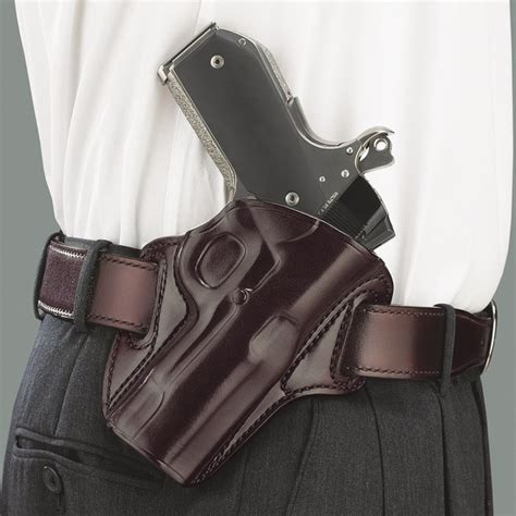 Galco Concealable Belt Holster For Glock 19