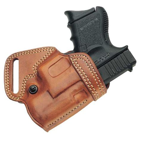 Galco Glock 19 Leather Magazine Pouch