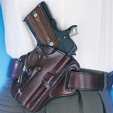 Galco Leather Concealable Belt Holster Review