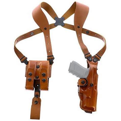 Galco Vertical Shoulder Holster Glock 23