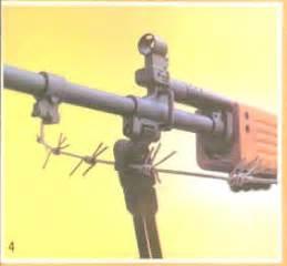 Galil Bipod Wire Cutter