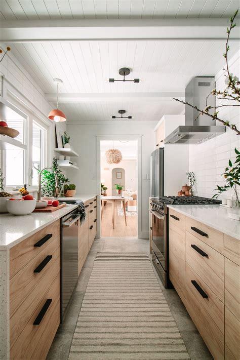 Galley Kitchen Remodel Design